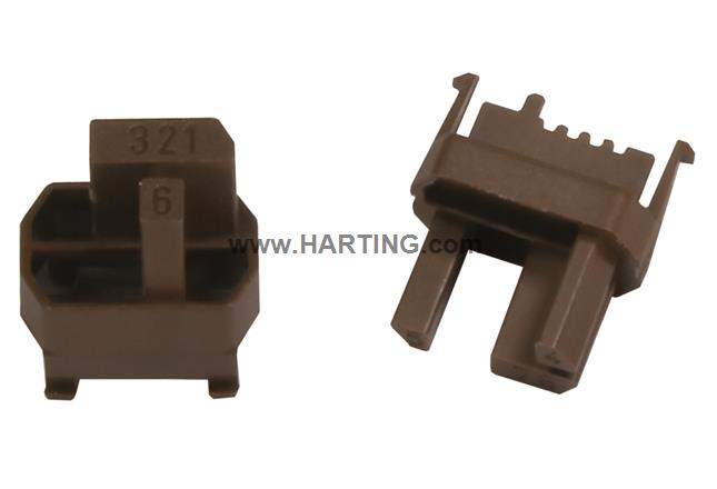 har-bus HM coding m RAL8011 nut brown