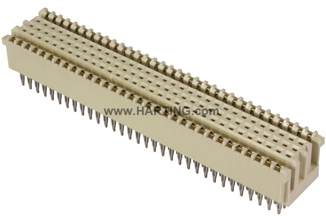 DIN-Signal harbus64-160FP-5,0C1-1w/oFlan