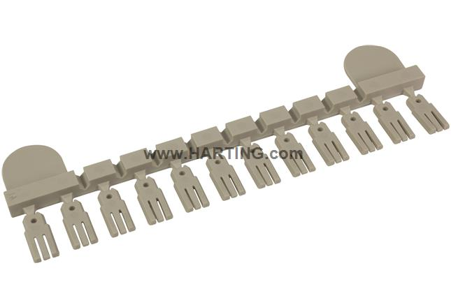 DIN-Signal coding key (comb of 12)