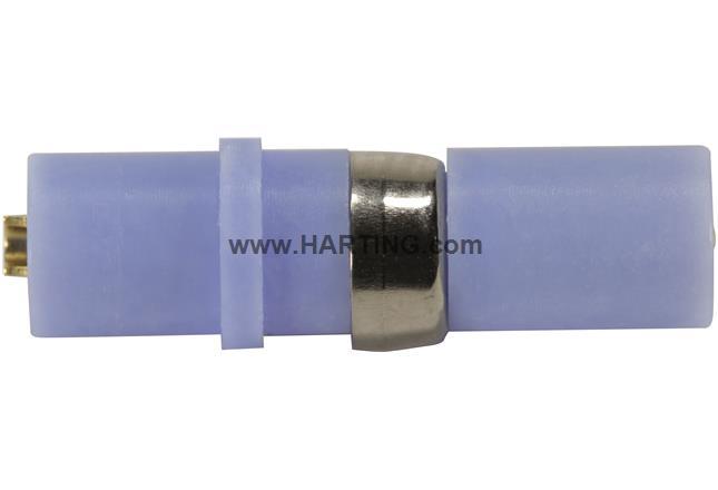 DIN-Signal high voltage m, 2,8KV solder