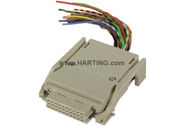 DIN-Signal shell housing 3C