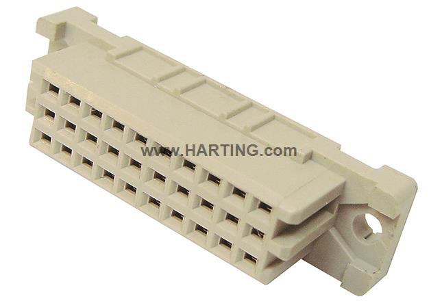 CONNECTOR DIN 3C30FS-2,9C1-2