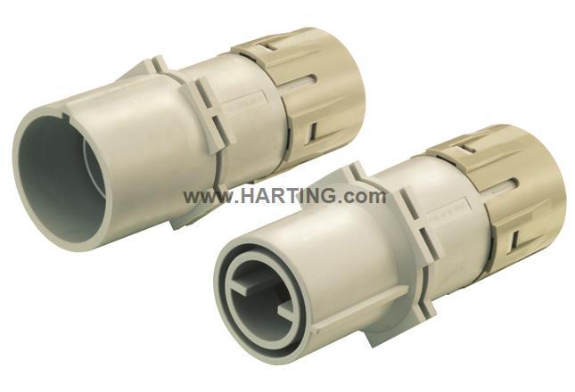 Han HC650 crimp module F