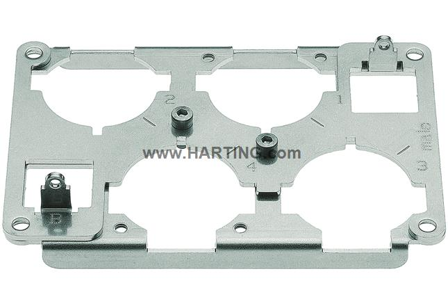 Han 48 HPR frame for 4X650A male