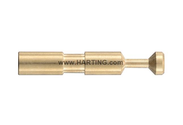 Kontaktbuchse LWL-1mm Han E