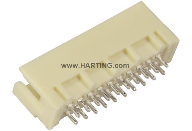 DIN Signal 3Q020MR-2,5C1-2 w/o Flange