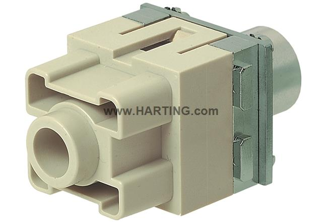Han 200A PE axial module female 25-40mm²