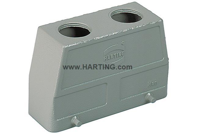 Han B Hood Top Entry HC 4 Pegs 2 x PG 29