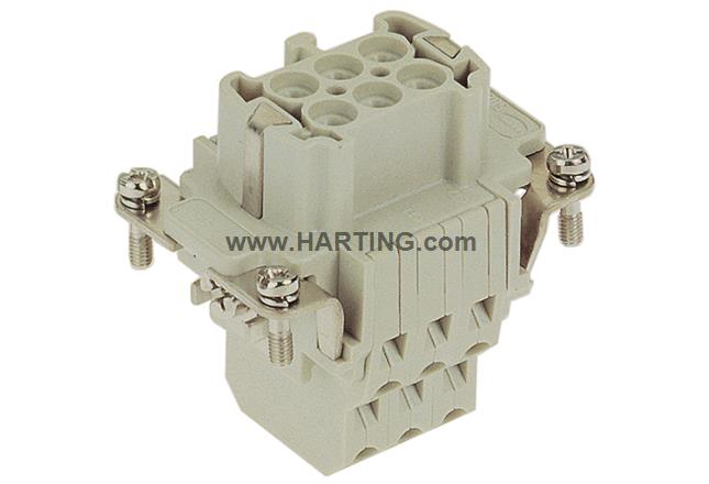 Han ESS 06 Pos. F Insert Double Cage Cla