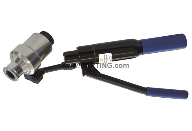 Hand hydraulic punch driver harting technology group for Eplan for drivers