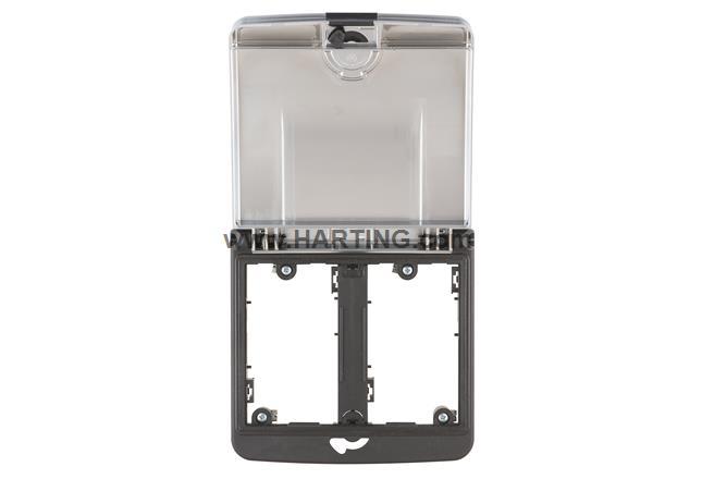 Han-Port double frame, plastic