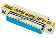 Gender Changer SUB-D25, f-f