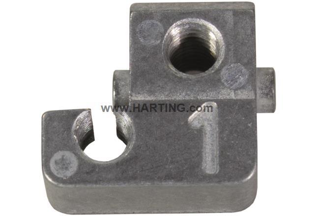 DIN-Signal fixing bracket C 15 Pos 1