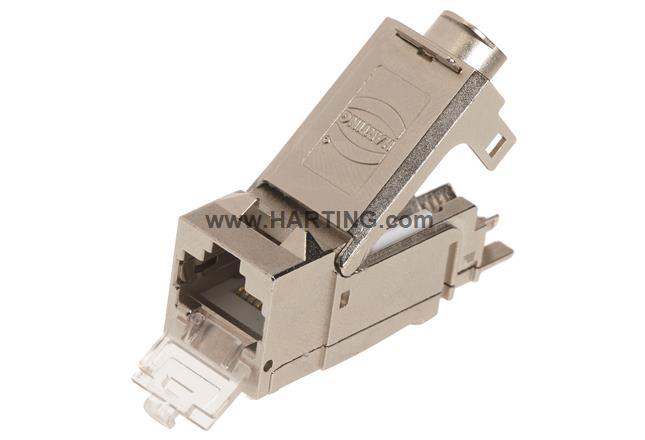 preLink RJ45 Keystone module empty