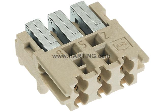 Mini Coax angled 6pak6 low profile