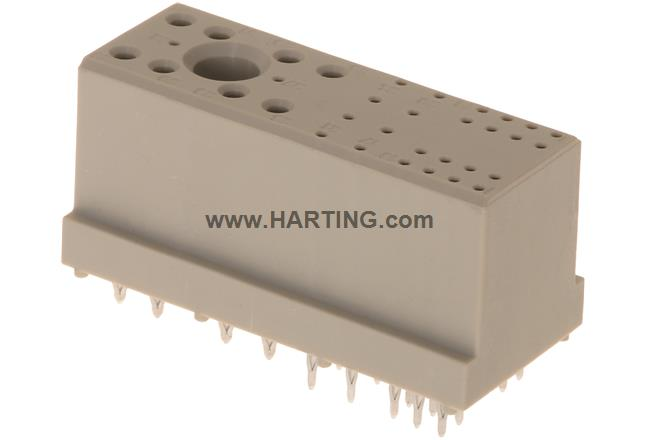 ATCA Power Backplane Connector 34pins