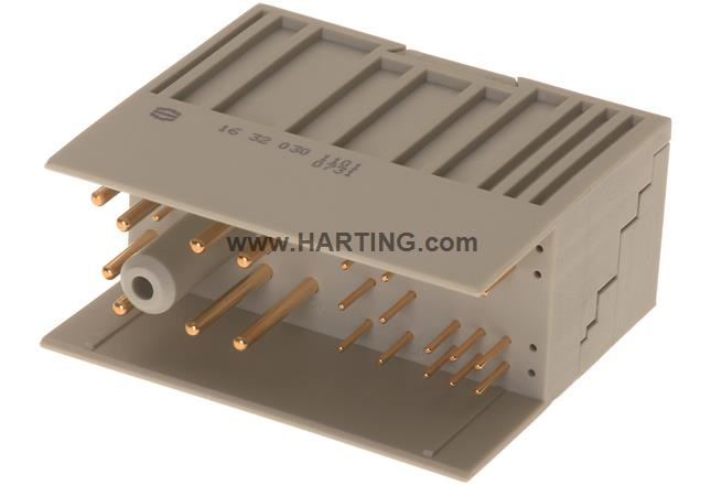 ATCA Power Module Connector 30pins