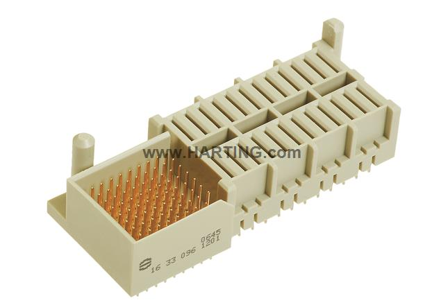 mTCA Power Backplane Connector