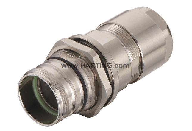 M23 Cable to cable housing 11-17 mm