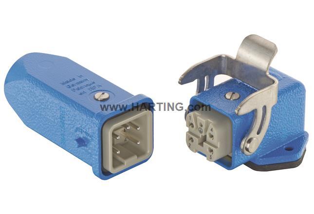 Han Ex 4A-QL Kit HBM angled/HTE-M20