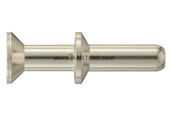 Han TC70 male contact AWG8