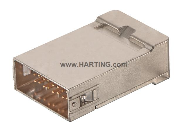 Han HD shielded module male