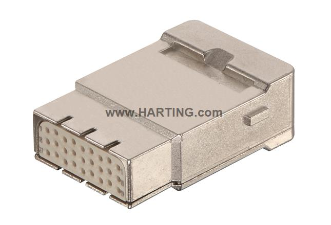 Han HD shielded module female