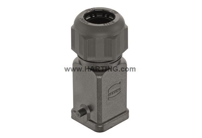 Han 3A-HTE (7-12mm) black +seal