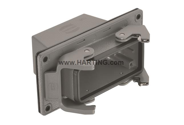 asg2-LB-M25 19302100291 Heavy Duty Power Connectors Han 10B-HMC