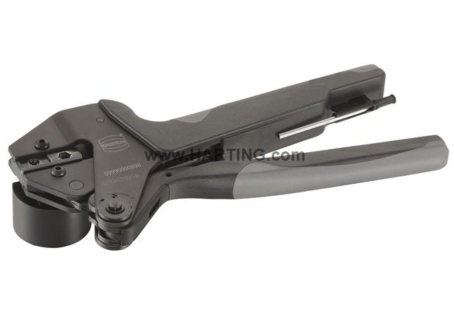 M23 Crimping tool for shielding sleeve