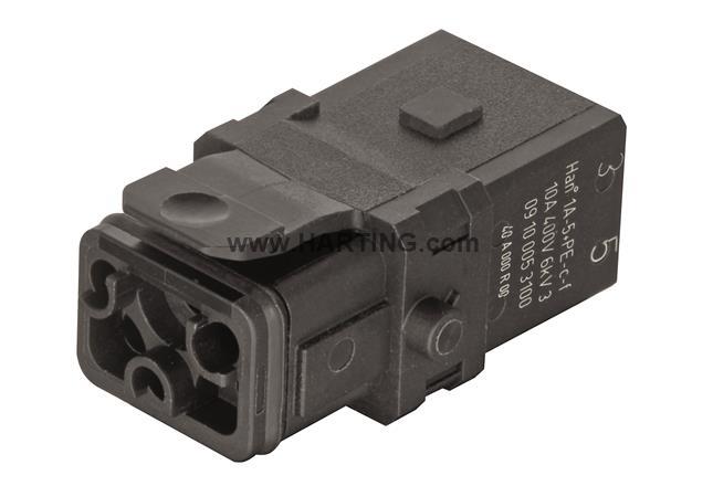 Han 1A-5+PE-c-f latch