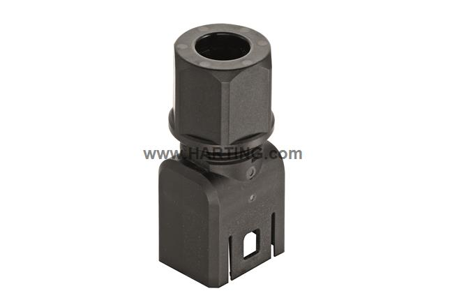 Han 1A-back shell 5,7-10mm
