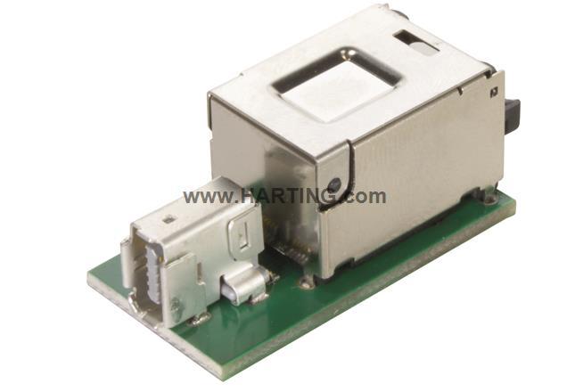 preLink PCB to ix Industrial module