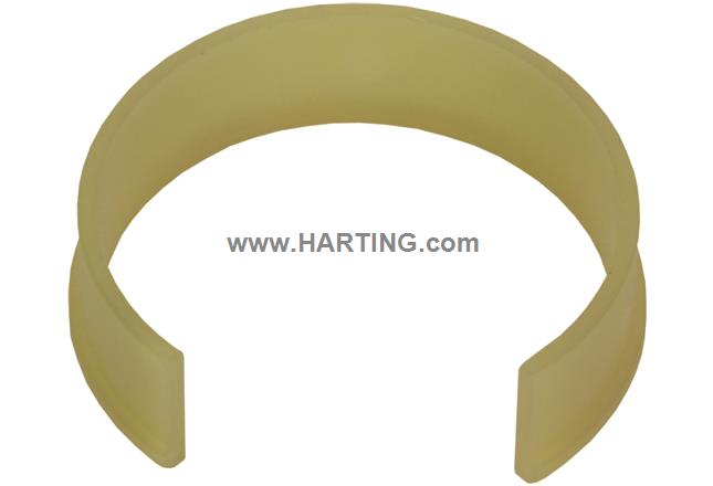 Plastic snap ring - Male