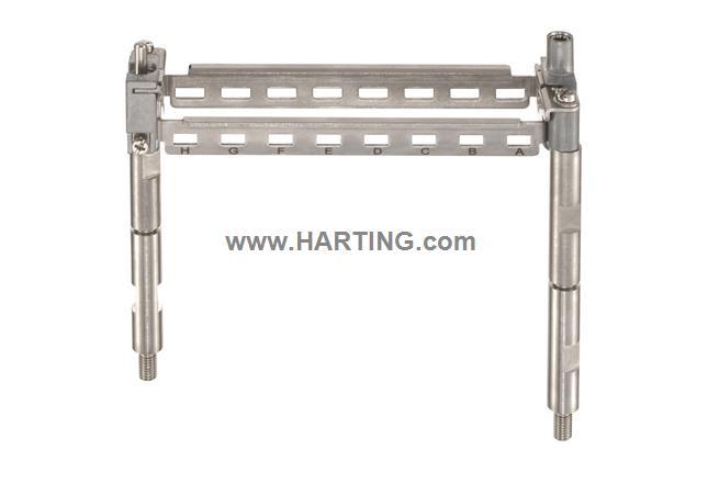 Han 24HPR EasyCon PE Modular Frame A-H