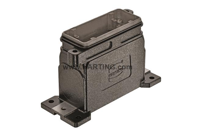 Han 16HPR-HSM-1xM32-Screw Lock