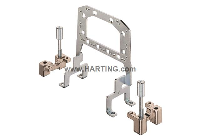 grip panels Han-Modular 16 hinged frame