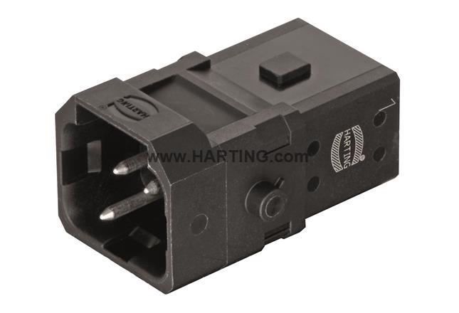 Han 1A-2+PE-s-m latch