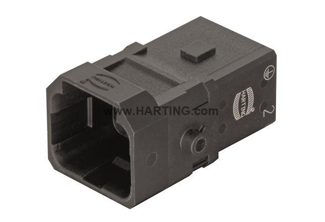 Han 1A-3+PE-c-m latch