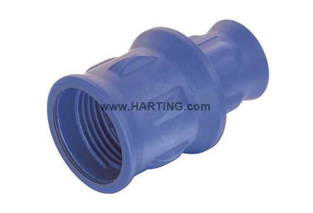 Han F+B hood-gg-M25 blue