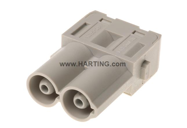 Han 70A axial module, male 14-22 mm²