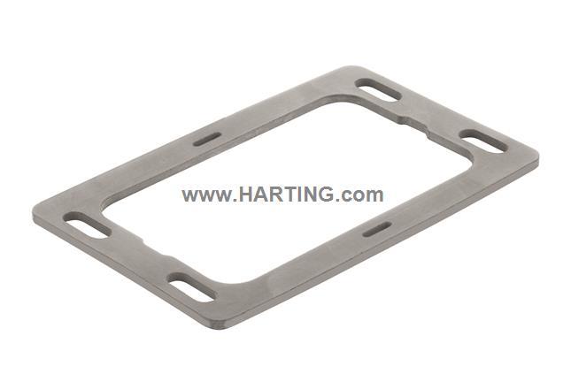 Han-Eco Mod.10-flange gasket-HBM (FPM)