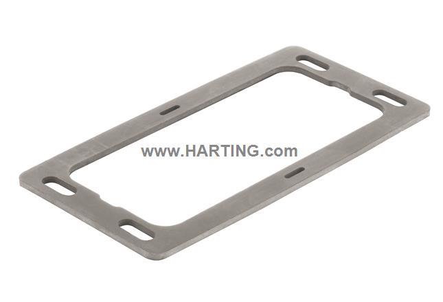 Han-Eco Mod.16 flange gasket-HBM (FPM)