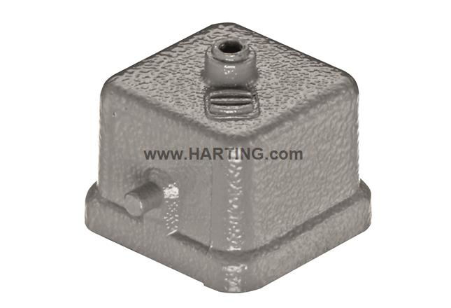 Han 3A-metal cover with seal