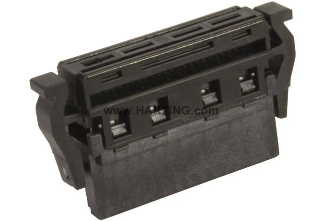 har-flex IDC connector 24pin PL1