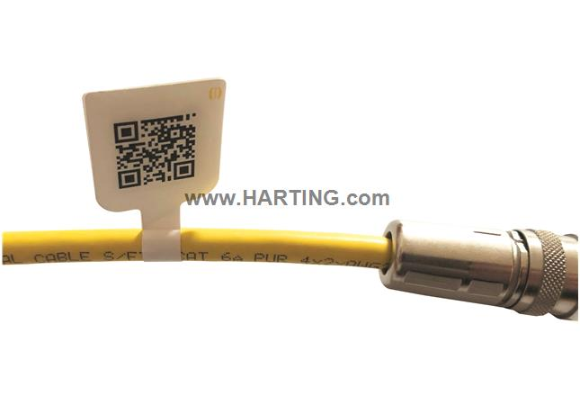 Ha-VIS RFID FT 89 cable / VPE 500