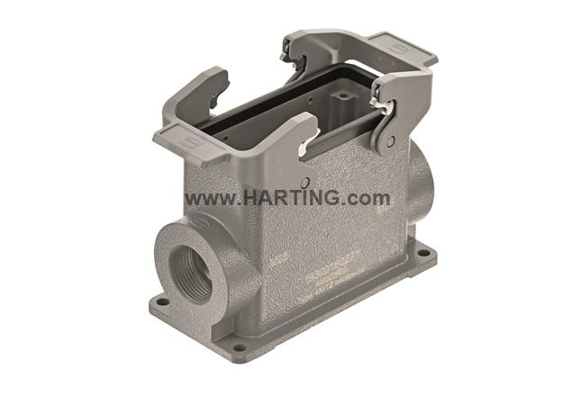Han B Base Surface HC 2 Levers 2x M25
