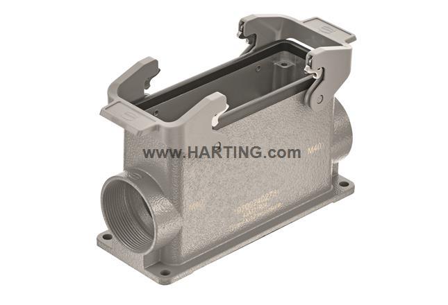 Han B Base Surface HC 2 Levers 2 x M40