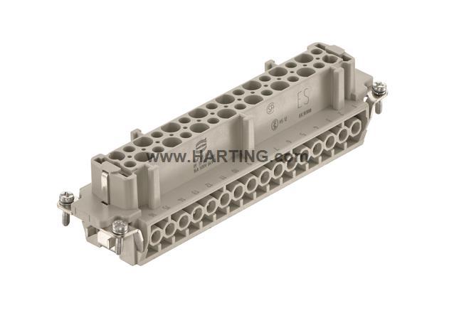 Han L32 E-SMC-FI-SCT-0.75 - 2.5 mm²