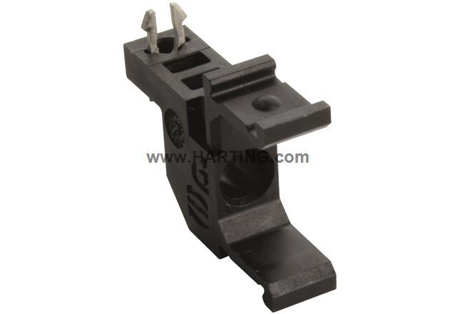 har-modular P module male angled w.Clip